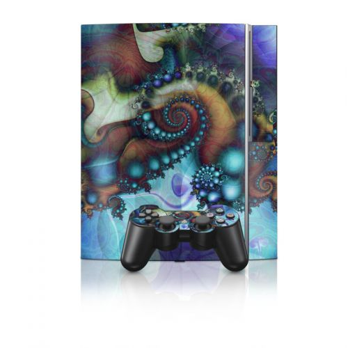 Sea Jewel PS3 Skin