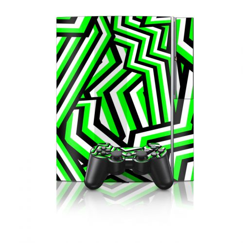 Shocking PS3 Skin
