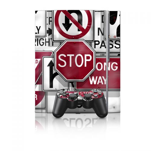 Signs PS3 Skin