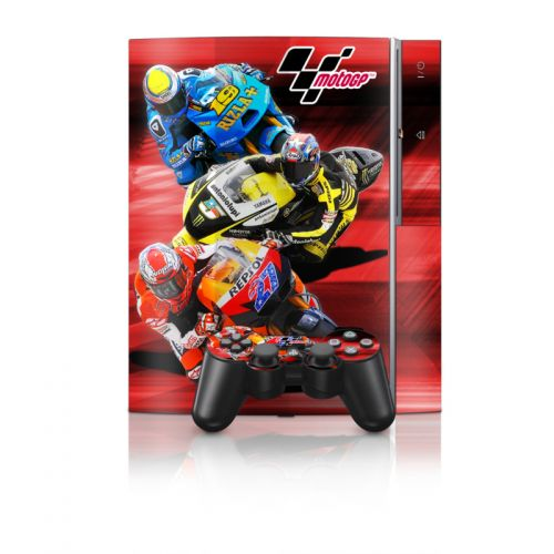 Speed Collage PS3 Skin