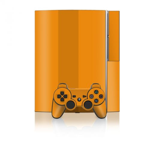 Solid State Orange PS3 Skin