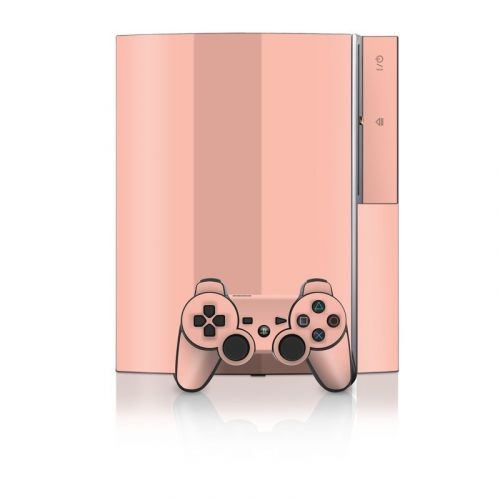 Solid State Peach PS3 Skin