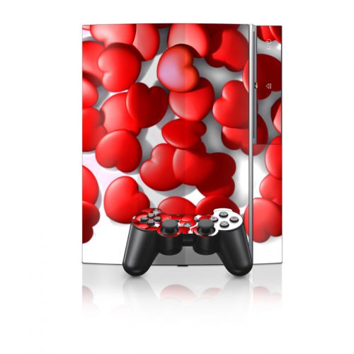 Sweet Heart PS3 Skin
