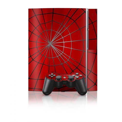 Webslinger PS3 Skin