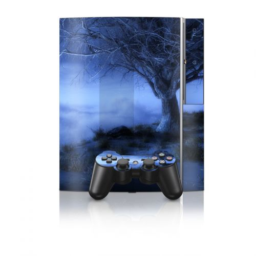 World's Edge Winter PS3 Skin