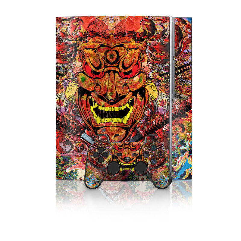 Asian Crest PS3 Skin