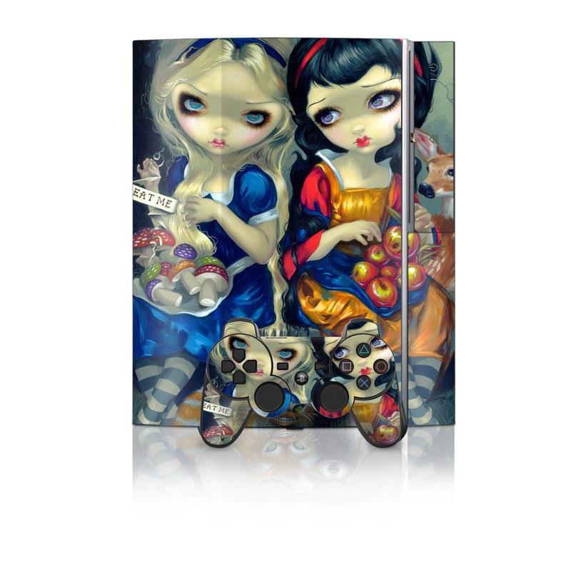 Alice & Snow White PS3 Skin