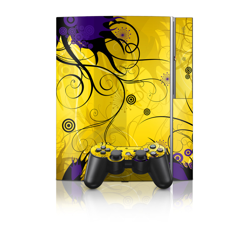 Chaotic Land PS3 Skin