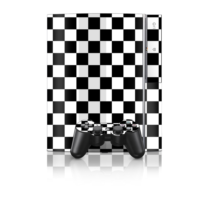 Checkers PS3 Skin