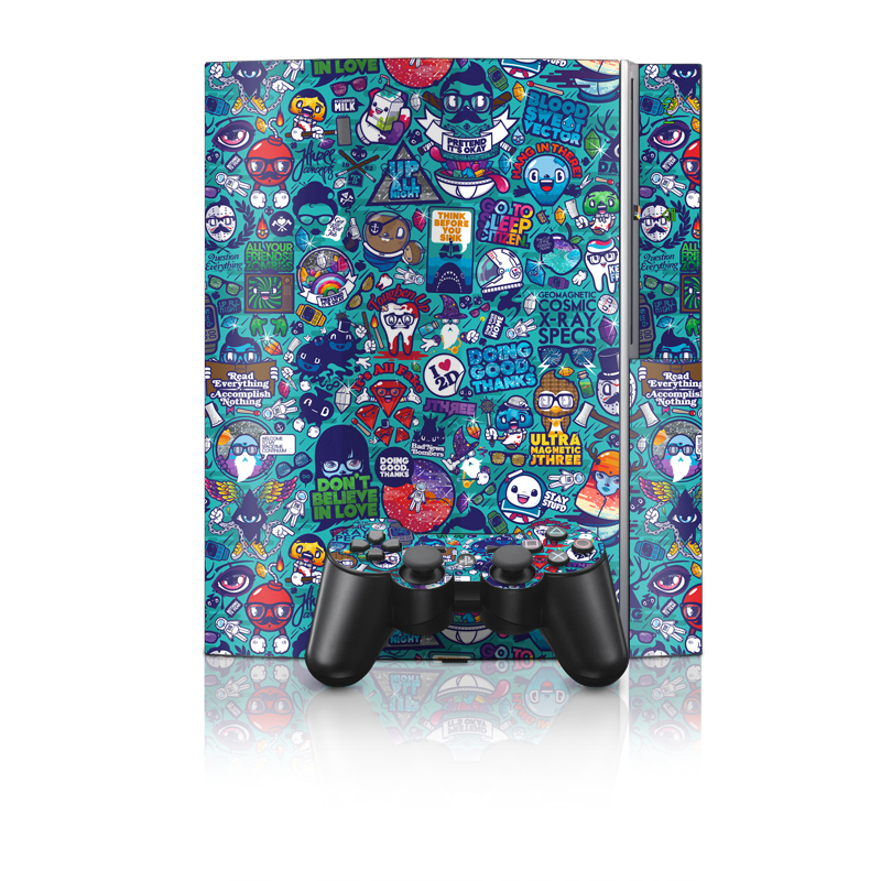 Cosmic Ray PS3 Skin