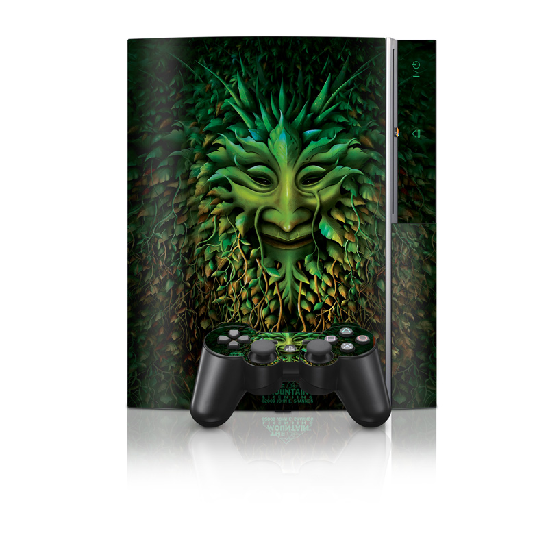 Greenman PS3 Skin