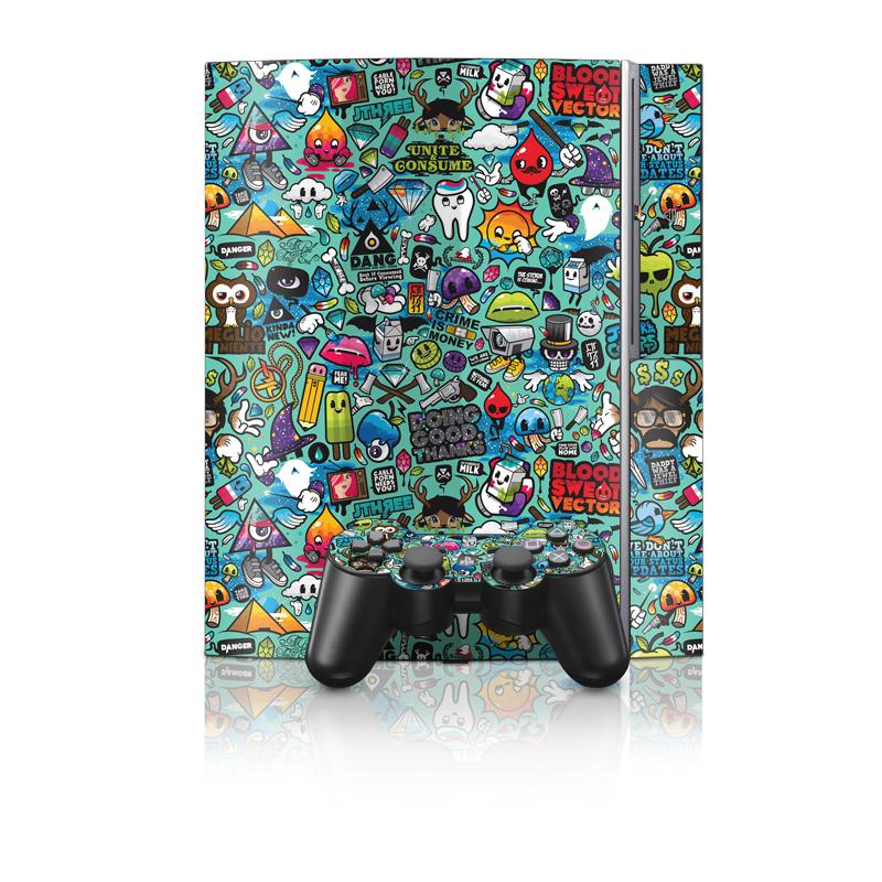 Jewel Thief PS3 Skin