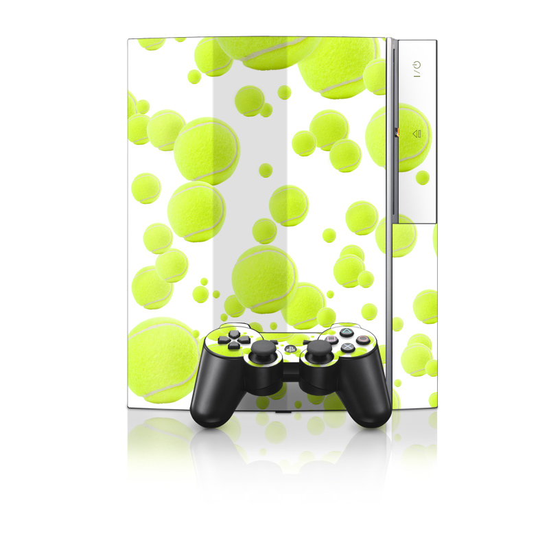 Lots of Tennis Balls PS3 Skin