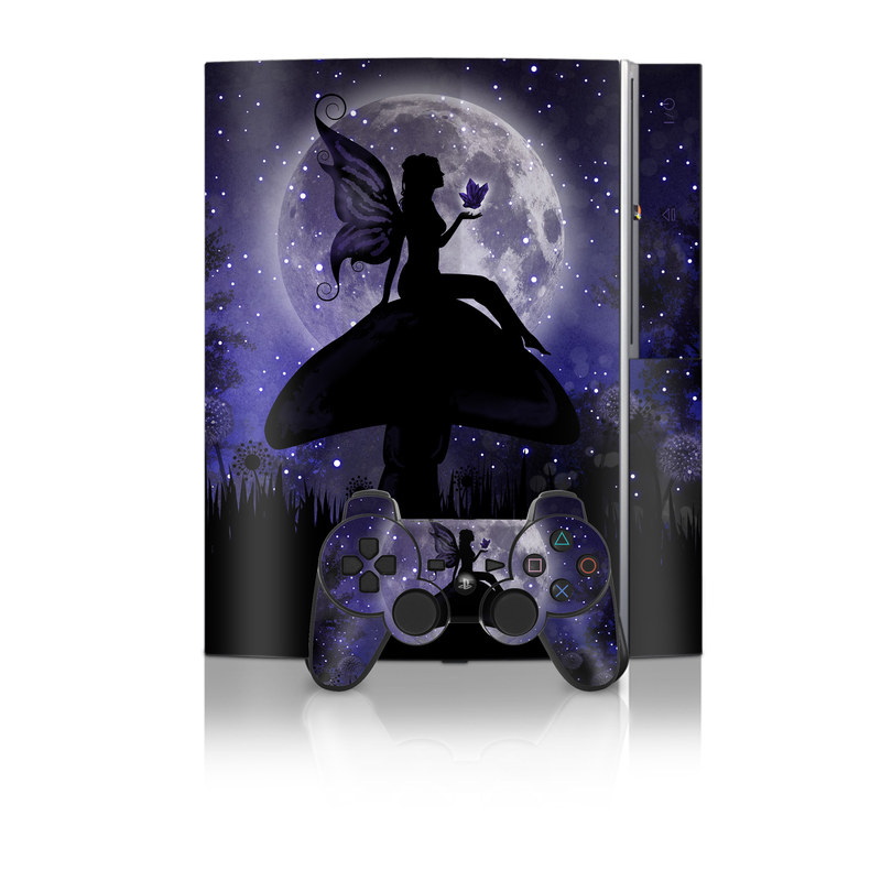 Moonlit Fairy PS3 Skin