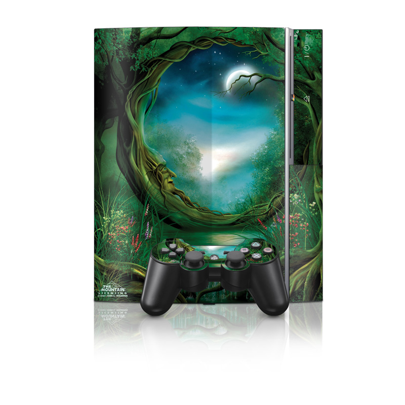Moon Tree PS3 Skin