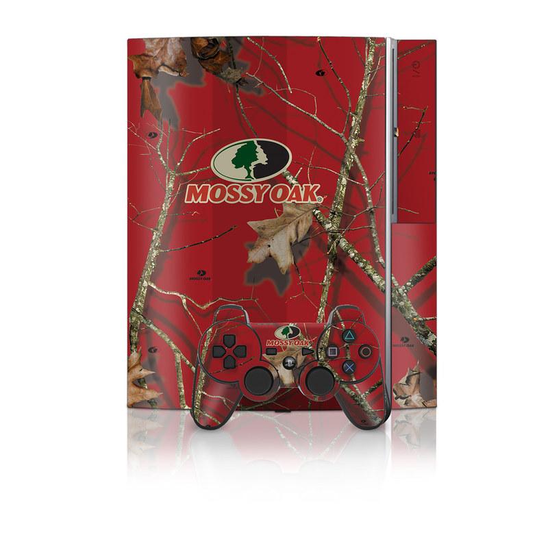 Break Up Lifestyles Red Oak PS3 Skin