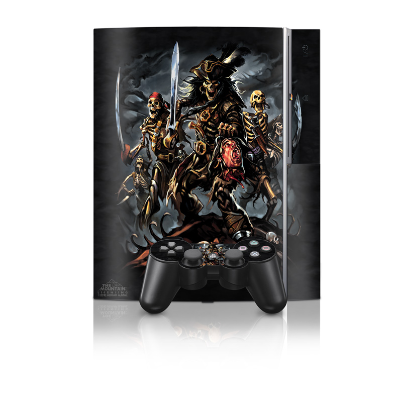 Pirates Curse PS3 Skin