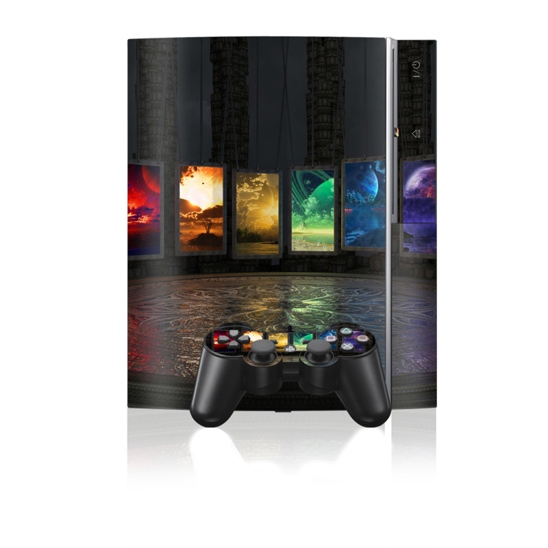 Portals PS3 Skin