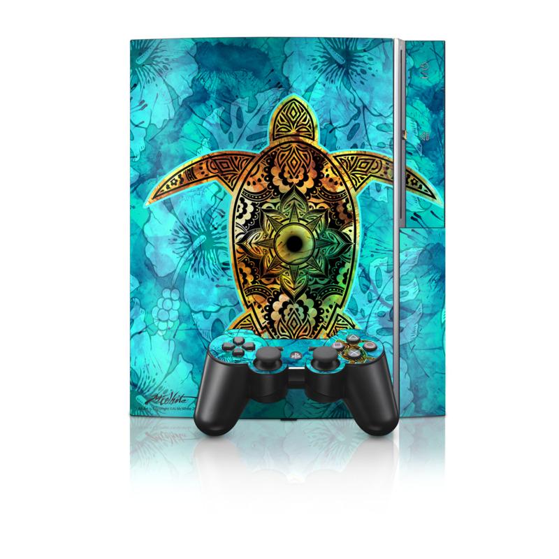 Sacred Honu PS3 Skin