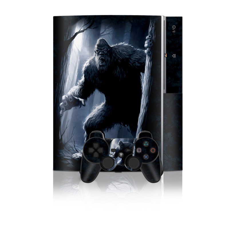 Sasquatch PS3 Skin