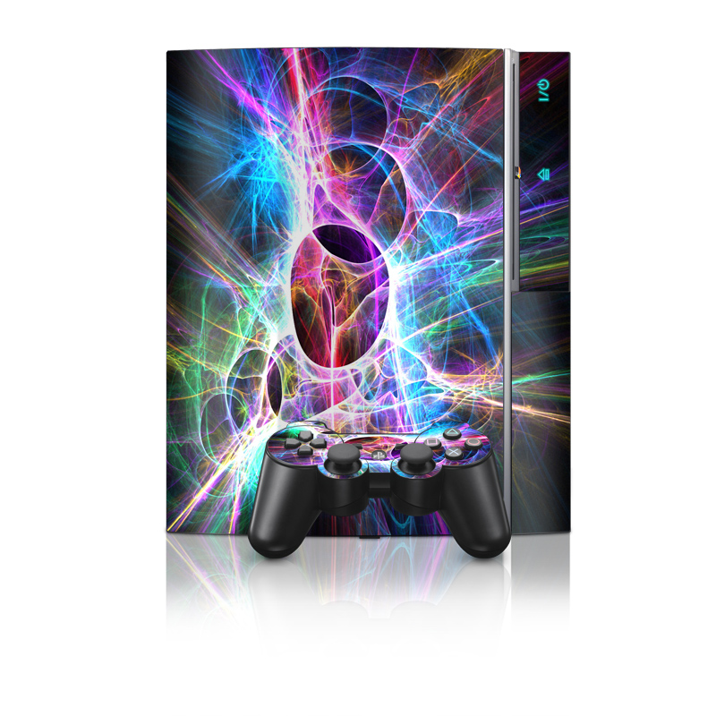 Static Discharge PS3 Skin