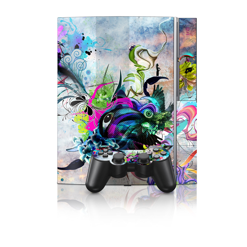 Streaming Eye PS3 Skin