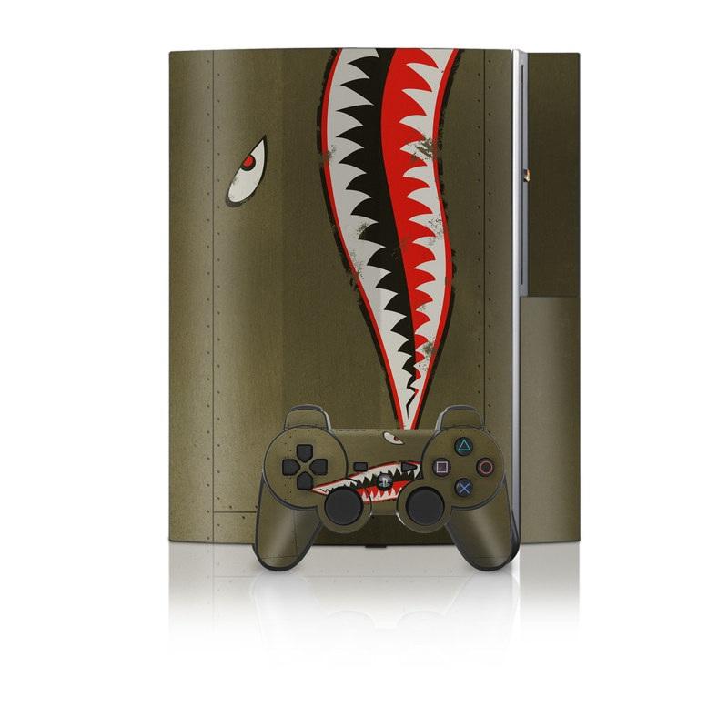 USAF Shark PS3 Skin
