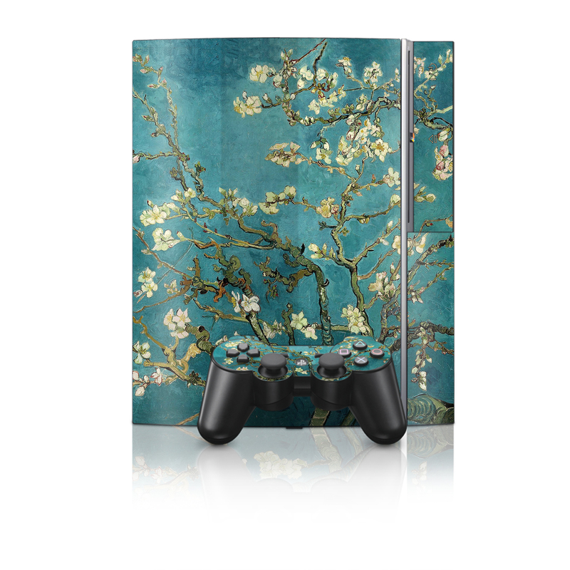 Blossoming Almond Tree PS3 Skin