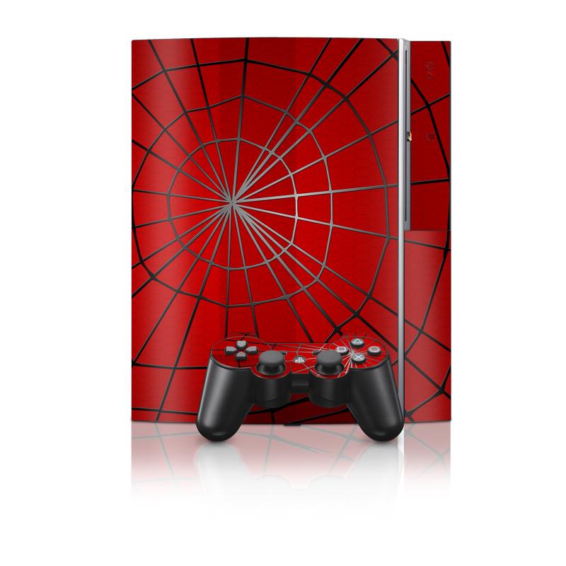 Webslinger PS3 Skin