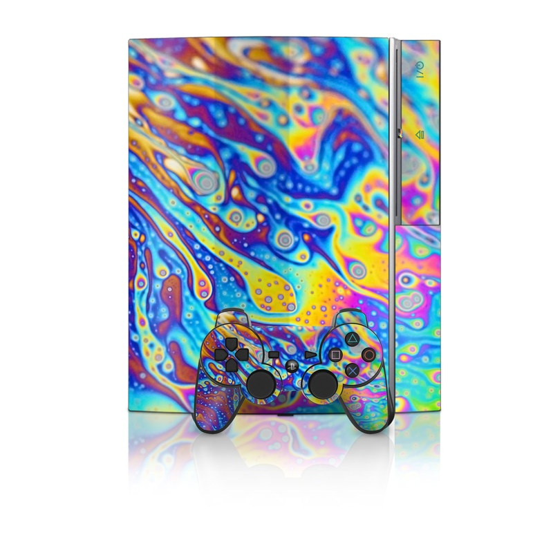 World of Soap PS3 Skin