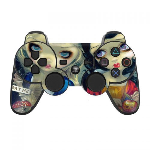 Alice & Snow White PS3 Controller Skin