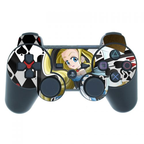 Alice PS3 Controller Skin