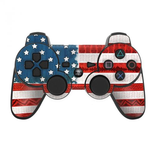 American Tribe PS3 Controller Skin