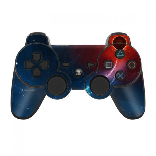 Black Hole PS3 Controller Skin