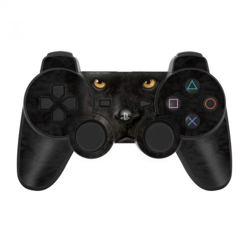 Black Panther PS3 Controller Skin