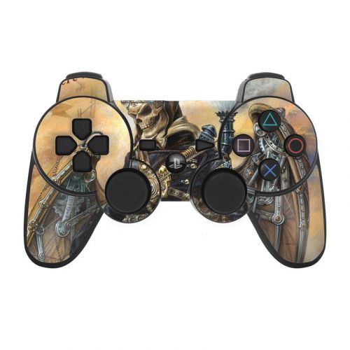 The Black Baron PS3 Controller Skin