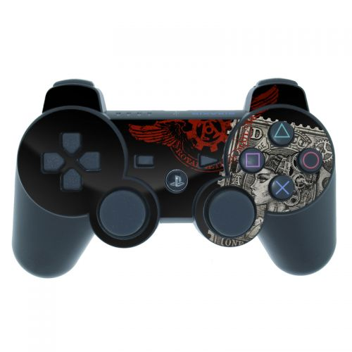 Black Penny PS3 Controller Skin
