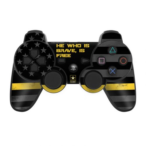 Brave is Free PS3 Controller Skin
