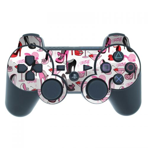 Burly Q Shoes PS3 Controller Skin