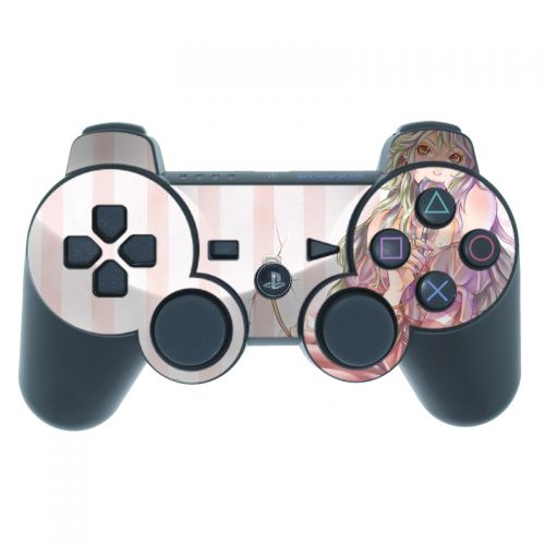 Candy Girl PS3 Controller Skin