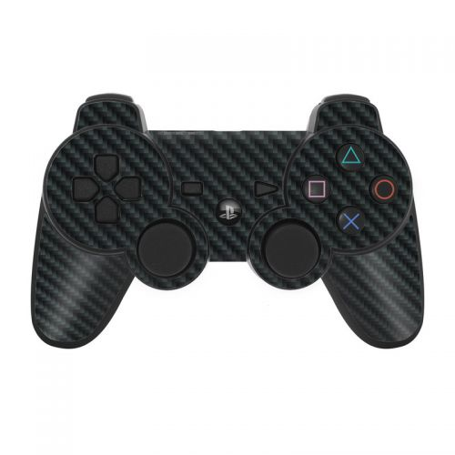 Carbon PS3 Controller Skin