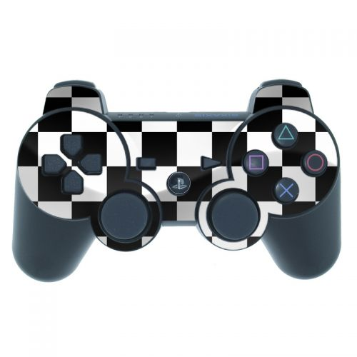 Checkers PS3 Controller Skin