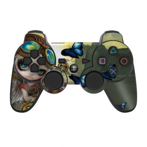 Clockwork Dragonling PS3 Controller Skin