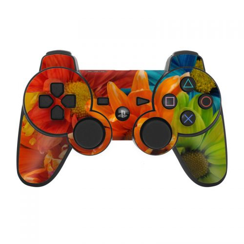 Colours PS3 Controller Skin