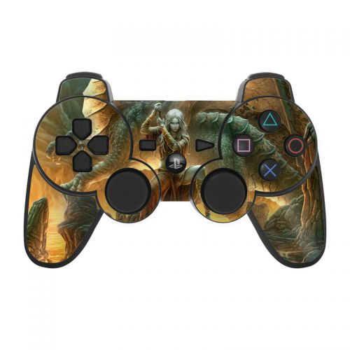 Dragon Mage PS3 Controller Skin