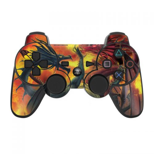 Dragon Wars PS3 Controller Skin