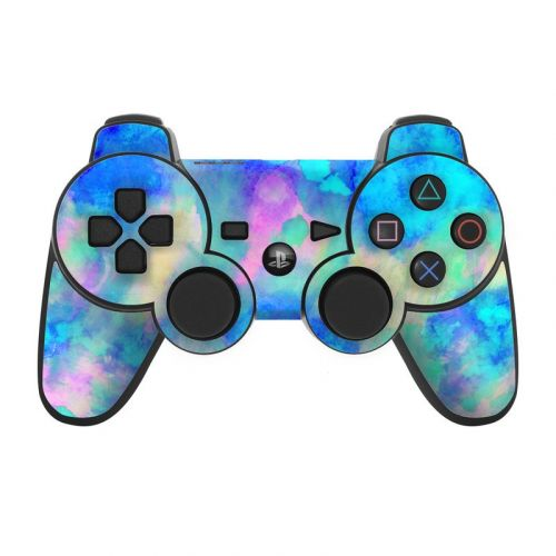 Electrify Ice Blue PS3 Controller Skin