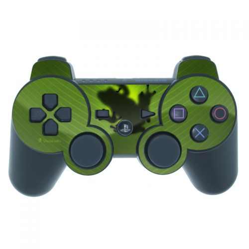 Frog PS3 Controller Skin