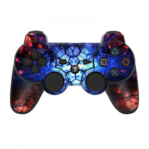Geomancy PS3 Controller Skin