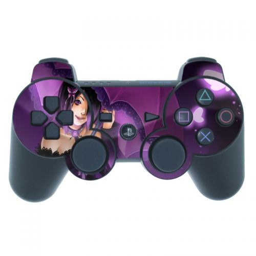 Gothic PS3 Controller Skin